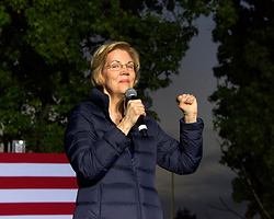 Warren's nonstop ideas reshape the Democratic presidential race - and give her new momentum
